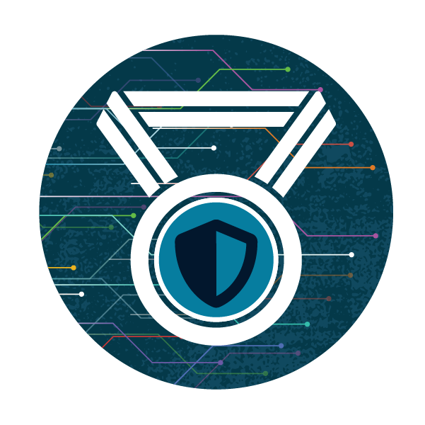 Course badge for Grok Cyber Comp (yr 5-6)